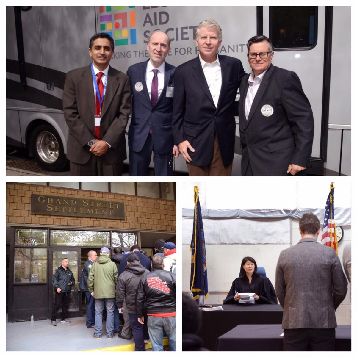"DA VANCE, NYPD, OCA, LEGAL AID, AND GRAND STREET SETTLEMENT ASSIST MORE THAN 450 NEW YORKERS AT SECOND ""CLEAN SLATE"" EVENT"