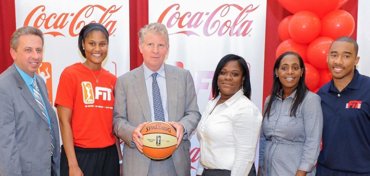 DA VANCE AND PARTNERS HOST FIT CLINIC FOR