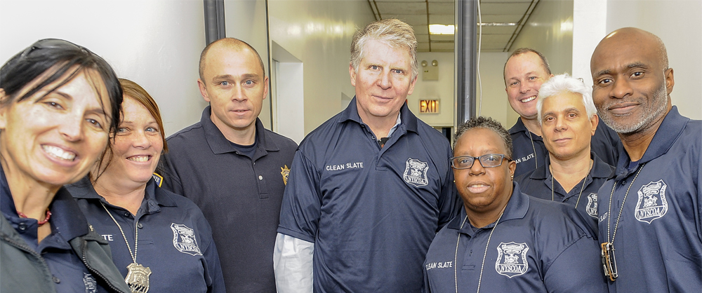 "DA VANCE, OCA, LEGAL AID, AND NYPD ASSIST MORE THAN 700 NEW YORKERS AT FIRST-EVER ""CLEAN SLATE"" EVENT"