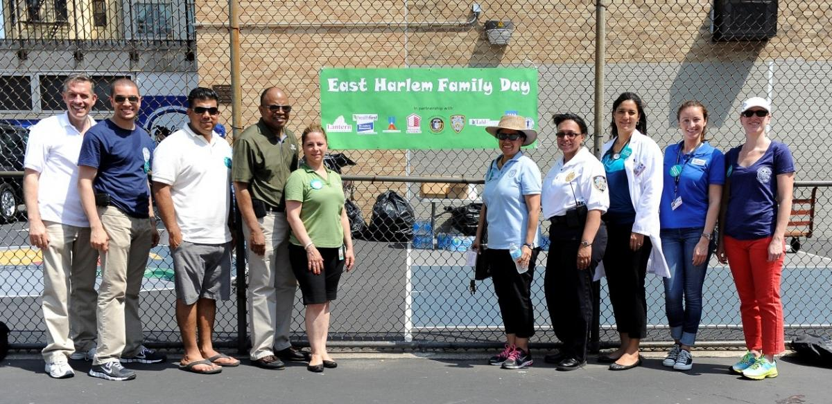 MANHATTAN DISTRICT ATTORNEY'S OFFICE AND PARTNERS HOST FIRST-EVER EAST HARLEM FAMILY DAY