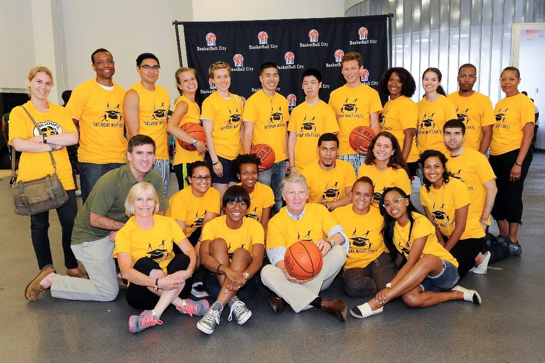 "DA VANCE AND PARTNERS HOLD THIRD ANNUAL ""DRILL AND PLAY"" BASKETBALL TOURNAMENT FOR NYC YOUTH"
