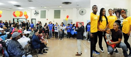 DA VANCE AND PARTNERS LAUNCH EAST HARLEM COMMUNITY NAVIGATORS PROGRAM AT FAMILY HARVEST FESTIVAL