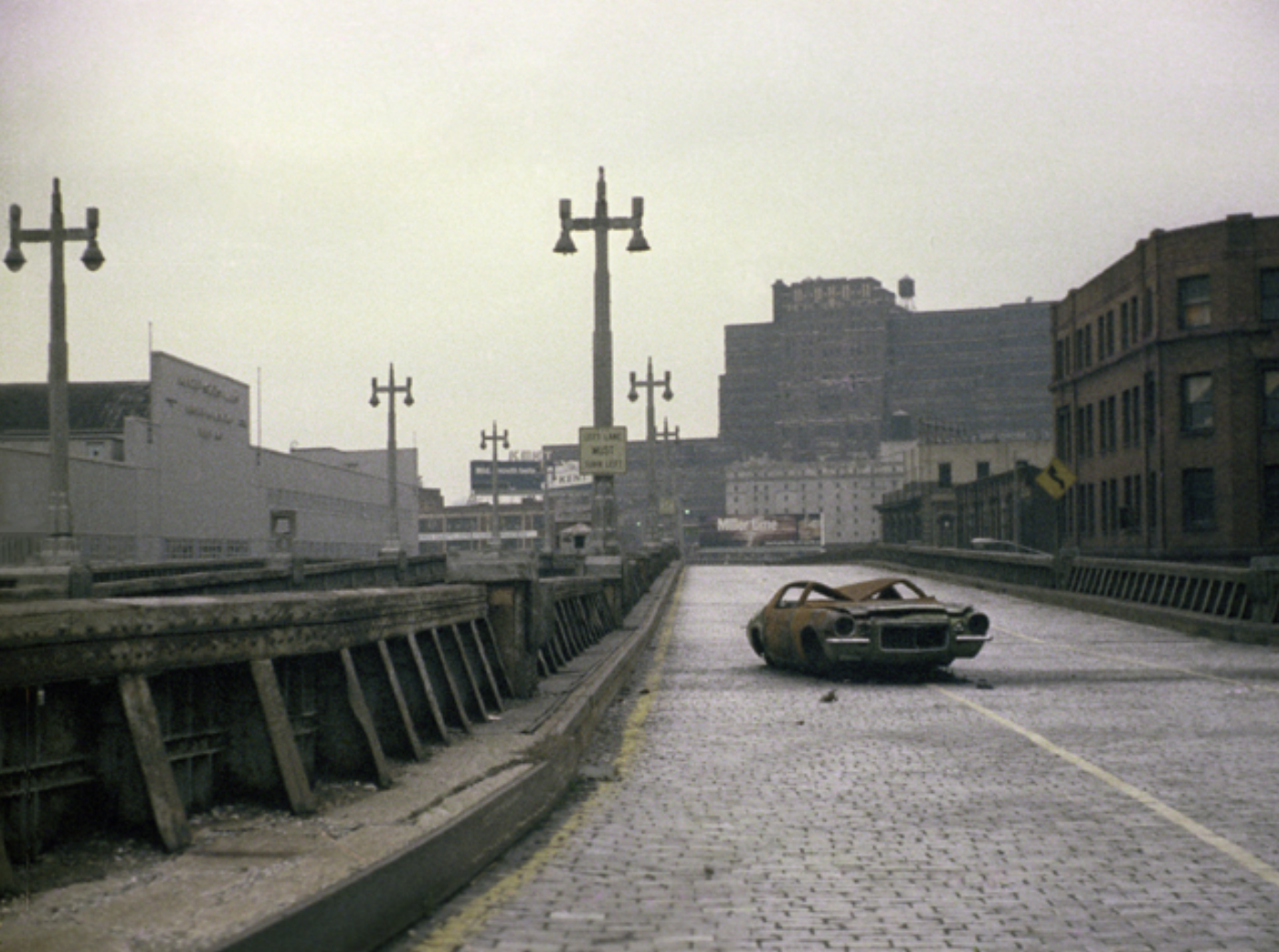 West Side Highway, 1975. Photo Credit: Andy Blair