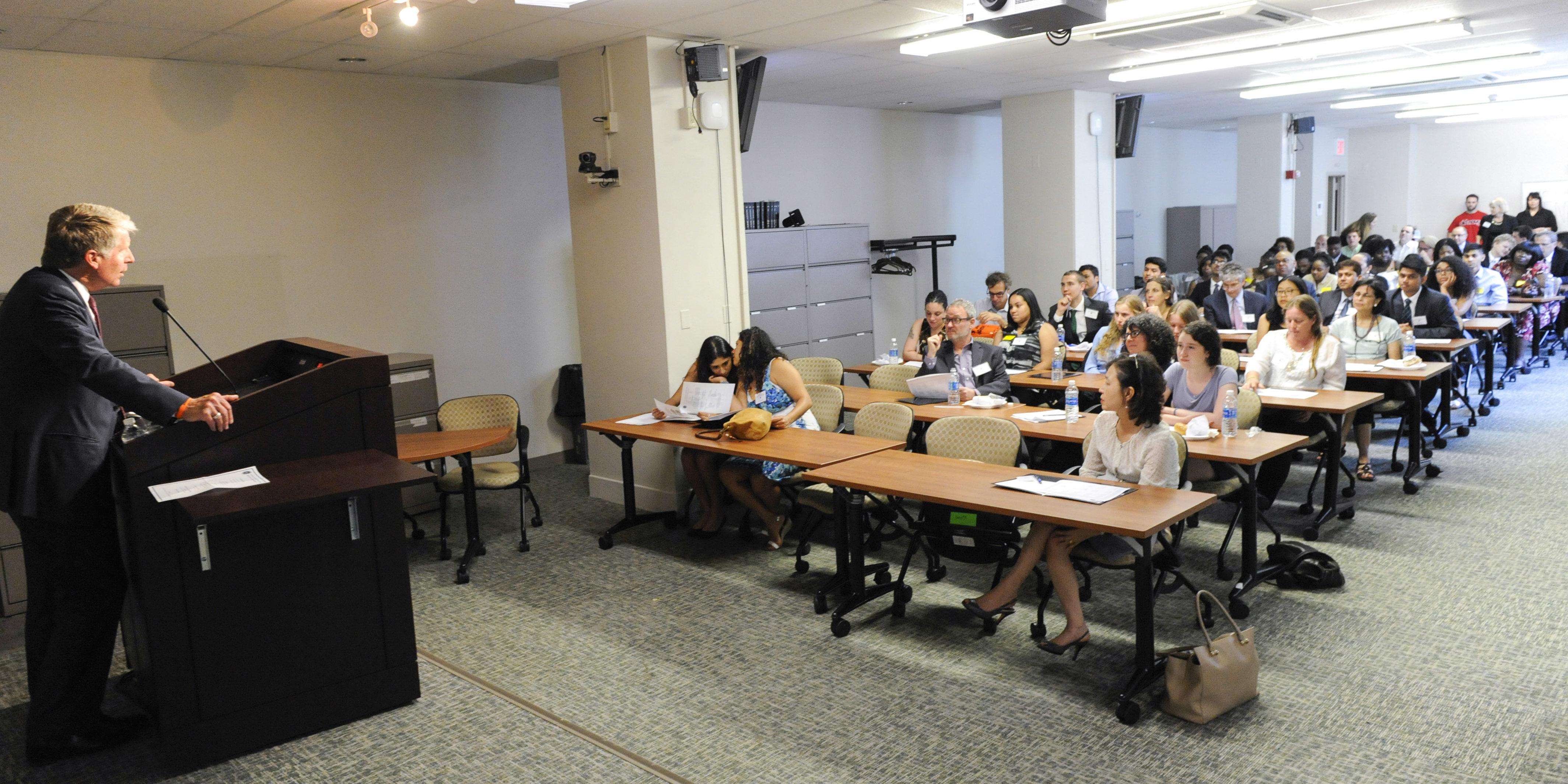 College Internship – Manhattan District Attorney\'s Office